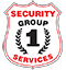 GROUP 1 SECURITY Logo